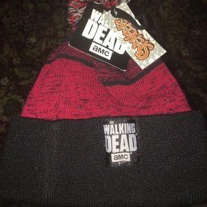 Walking Dead Winter Hat Adult Unisex
